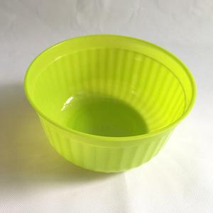 黃色PP碗注塑模具加工