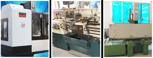 注塑加工厂设备